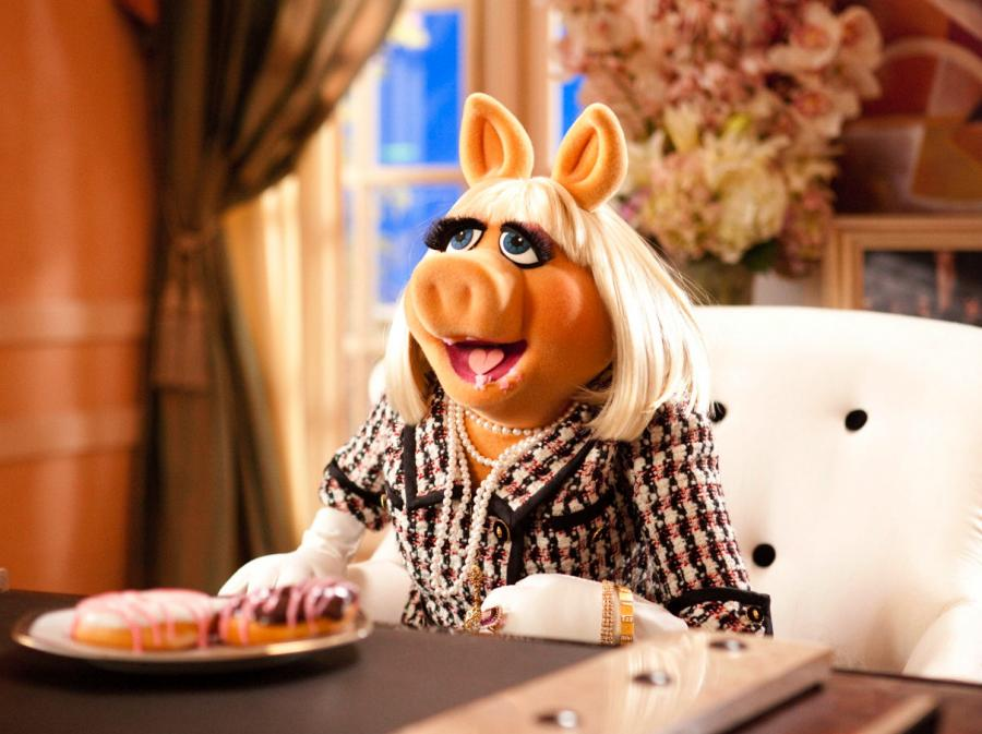 Piggy: Będę pytać największe gwiazdy o rzeczy, o które tylko ja odważę się zapytać