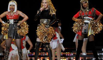 Madonna, Nicki Minaj i M.I.A na Super Bowl