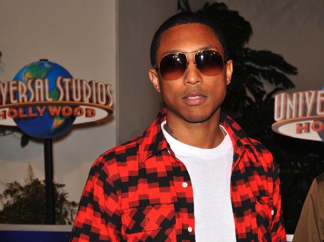 Pharrell Williams: Cały czas czuję się jak w szkole