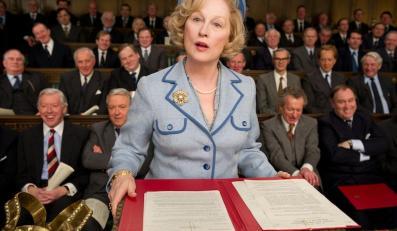 """""""Żelazna dama"""" Meryl Streep od 10 lutego w polskich kinach"""