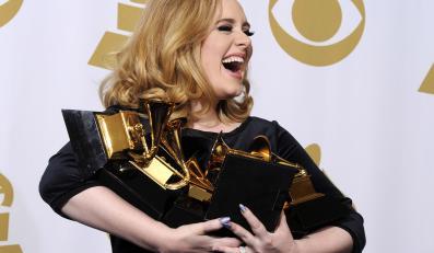 Adele łącznie otrzymała sześć nagród