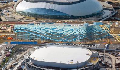 Soczi szykuje się do zimowej olimpiady 2014