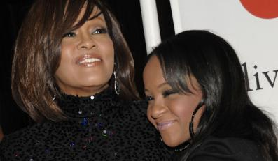 Whitney Houston i jej córka Bobbi Kristina