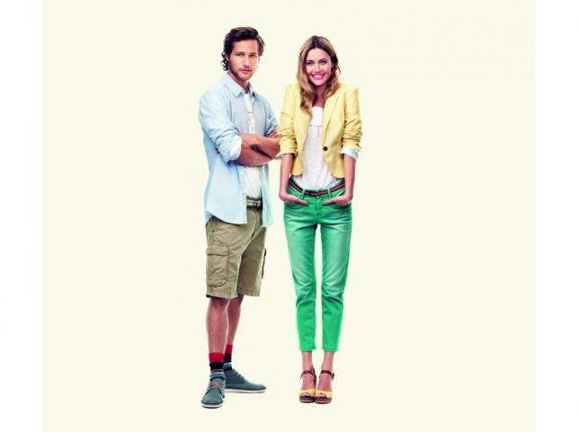 Kolekcja damska i męska marki Mexx na wiosnę i lato 2012