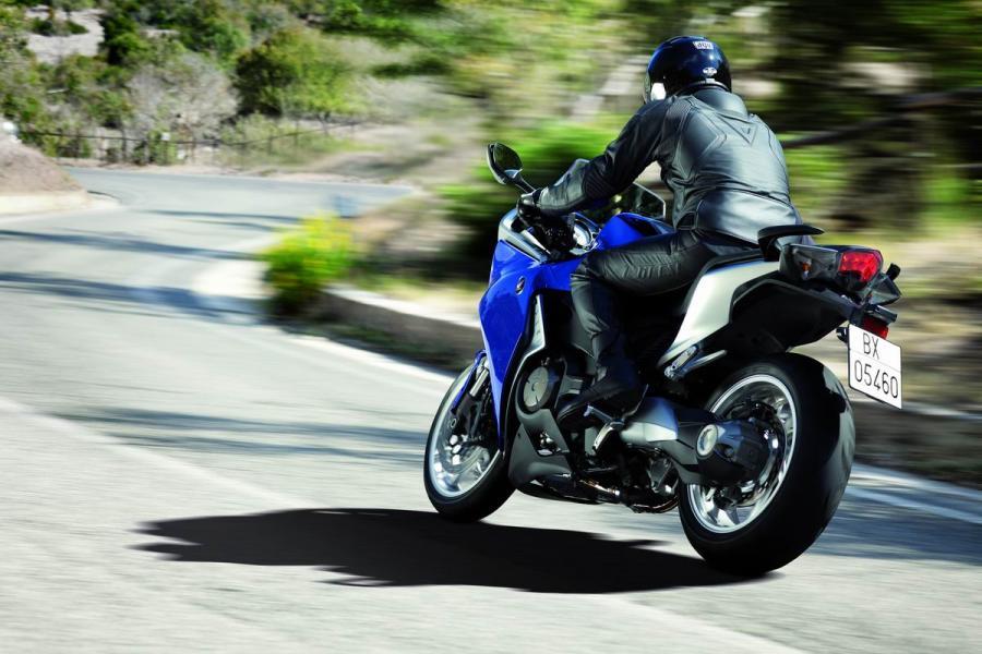 Honda VF 1200F