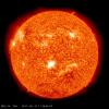 Wyjątkowo aktywne słońce