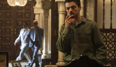 "Dominic Cooper jak ""Sobowtór diabła"""