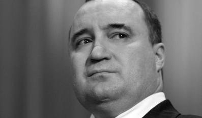 Ekshumacja ciała Przemysława Gosiewskiego, który zginął w katastrofie smoleńskiej