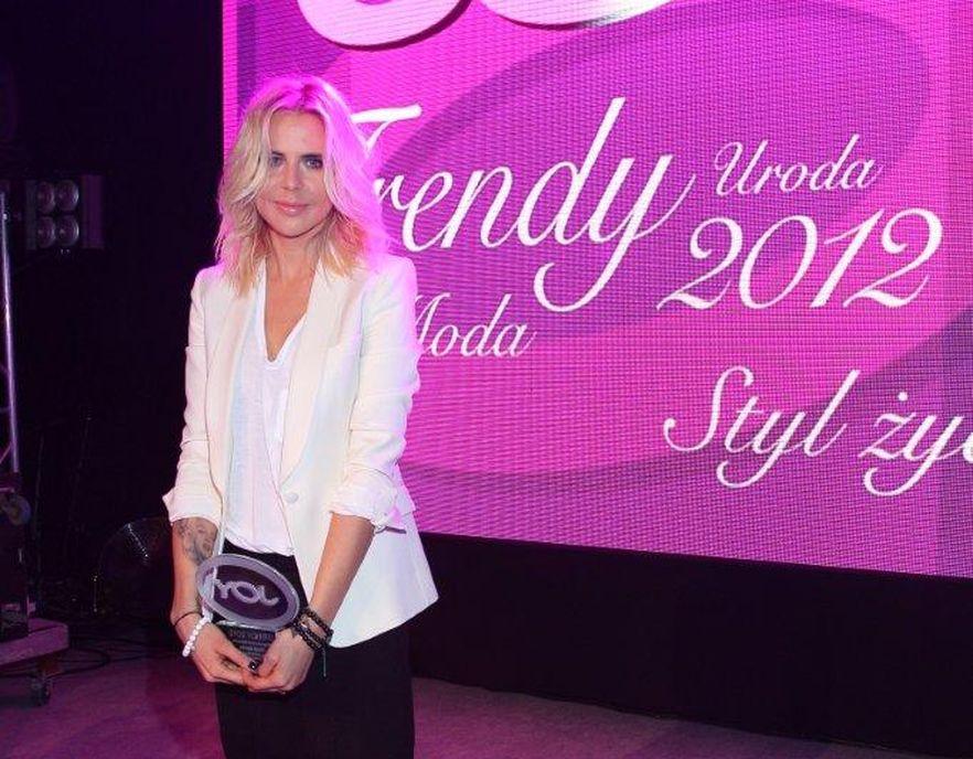 Nagroda Joy Trendy dla Mai Sablewskiej i marki Rimmel