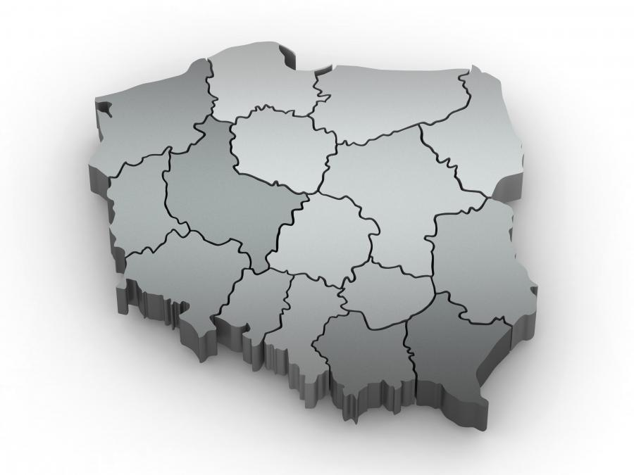 Kontury Polski