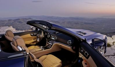 Mercedes SL 65 AMG