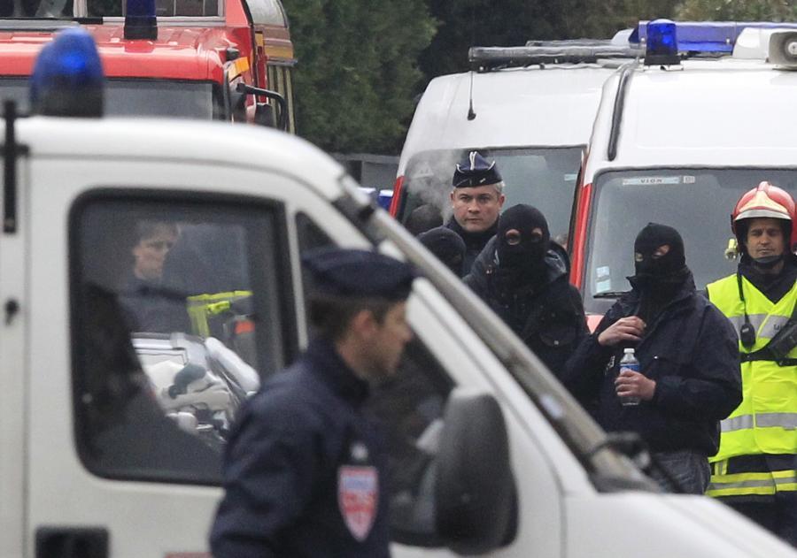 Żołnierz z Tuluzy miał być kolejną ofiarą 23-letniego mordercy