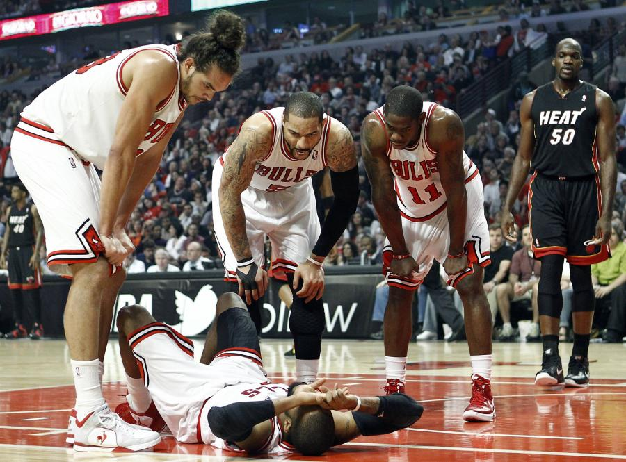 Koszykarze Chicago Bulls