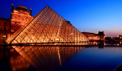 Paryskie muzea na weekend - Luwr