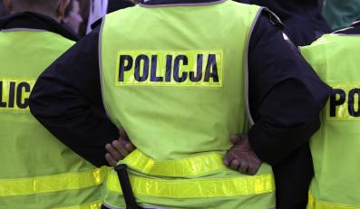 Umundurowani policjanci