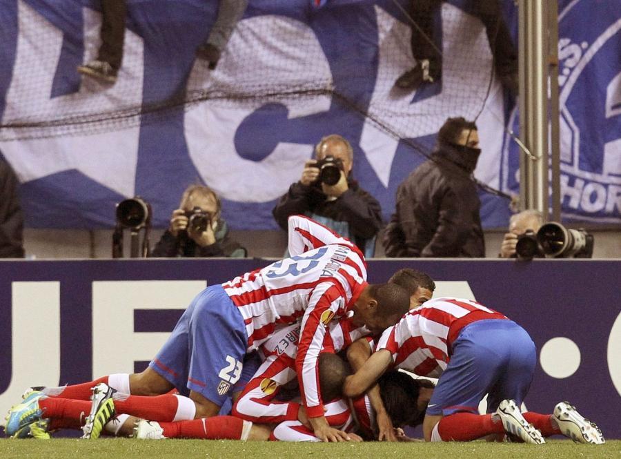 Piłkarze Atletico Madryt
