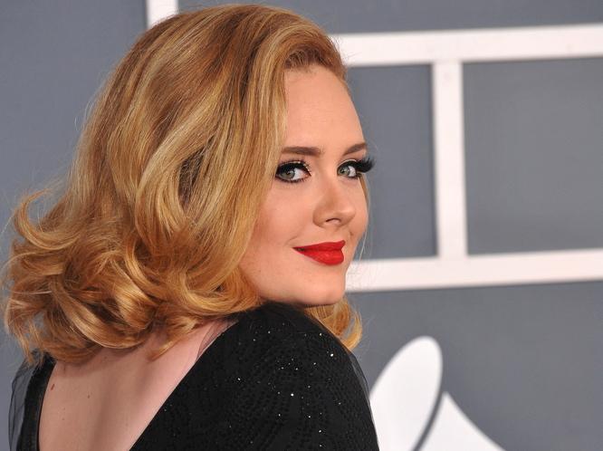 Adele urodziła syna?