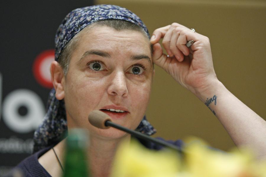 Sinéad O\'Connor oskarża swój management