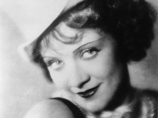 Marlena Dietrich (1930)