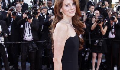 Lana Del Rey w Cannes