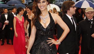 """Berenice Marlohe na uroczystej premierze filmu """"Amour"""""""