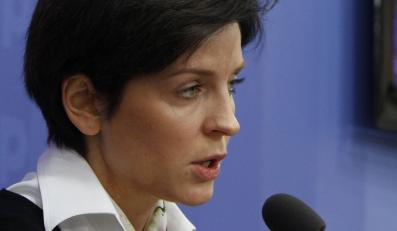Minister sportu, Joanna Mucha