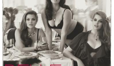 """Candice Huffine na okładce """"Vogue Italia"""""""