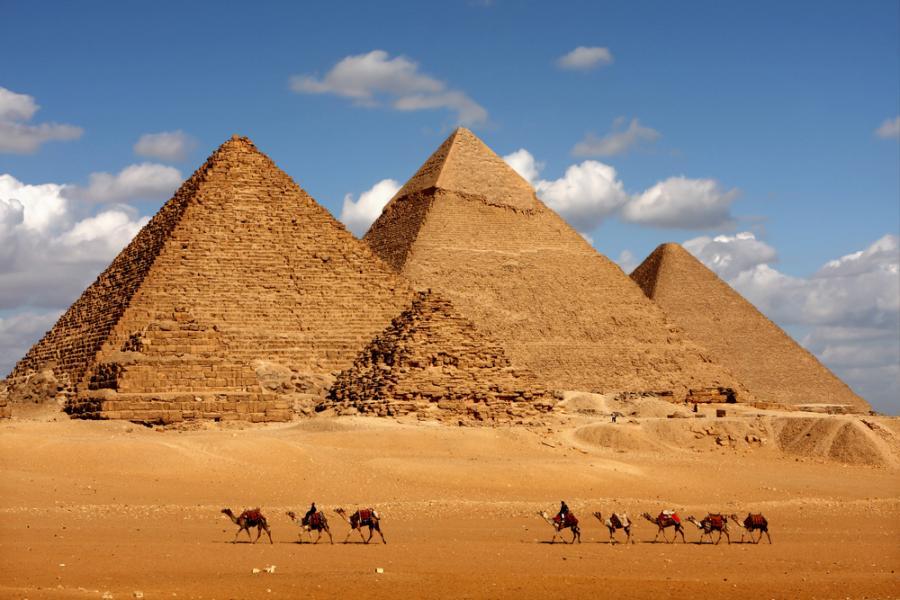 Sylwester w Egipcie? Czemu nie?