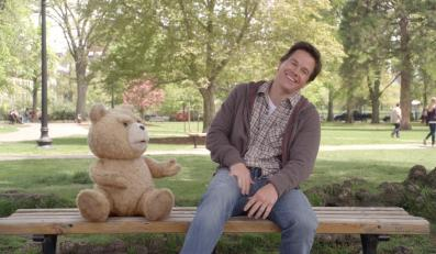 "Mark Wahlberg i ""Ted"""