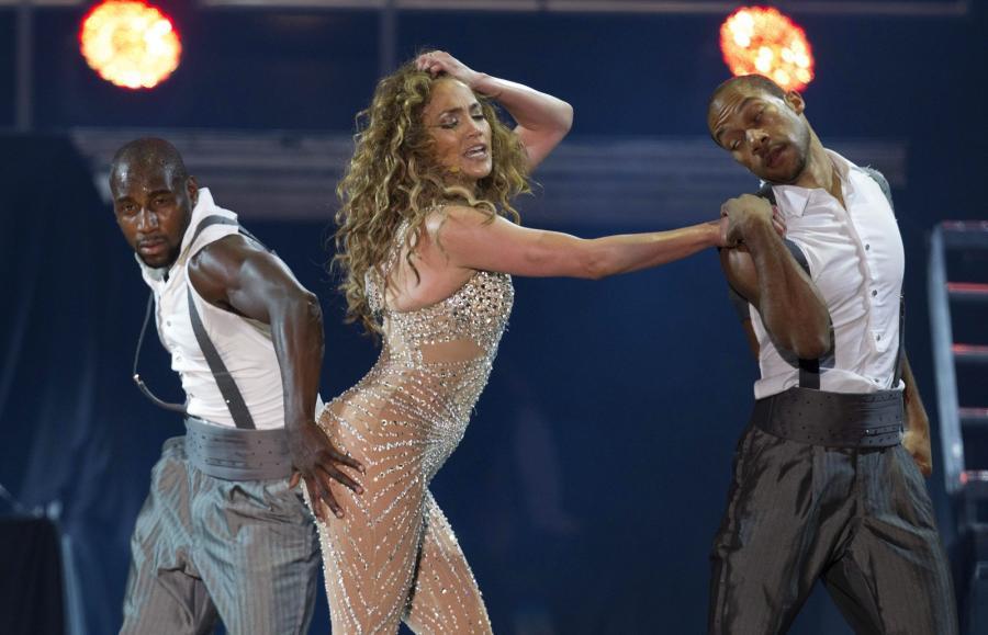 Jennifer Lopez wydaje płytę z największymi przebojami
