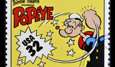 Popeye miał rację - szpinak jest zdrowy