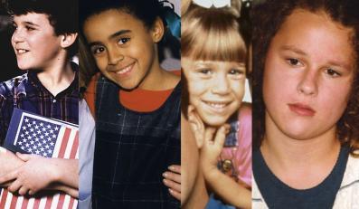 Jak wyrosły dziecięce gwiazdy serali?