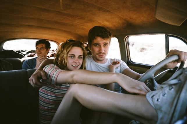 Kristen Stewart, Sam Riley i Garrett Hedlund