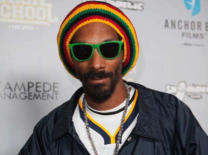 Snoop Dogg zrezygnował z rapu i przerzucił się na reggae