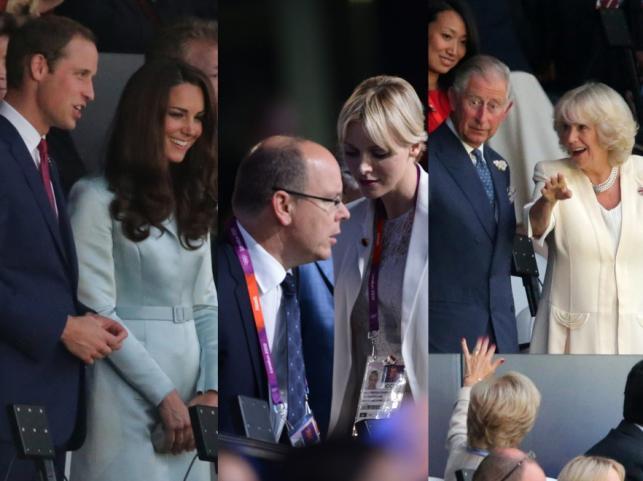 Igrzyska Olimpijskie Londyn 2012 - ceremonia otwarcia