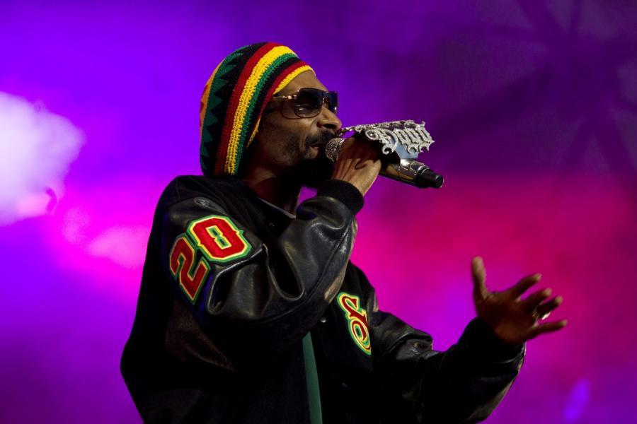Marihuana i kobiety inspiracją Snoopa