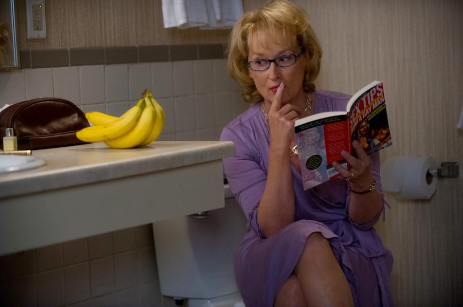 Meryl Streep w komedii \