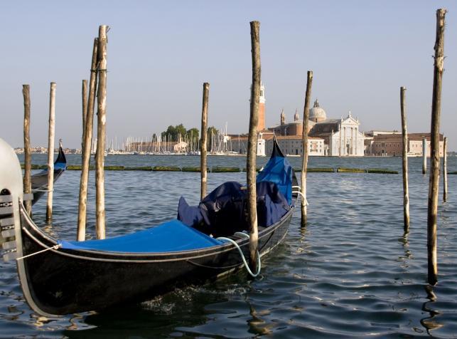 Miasta nad kanałami - Wenecja