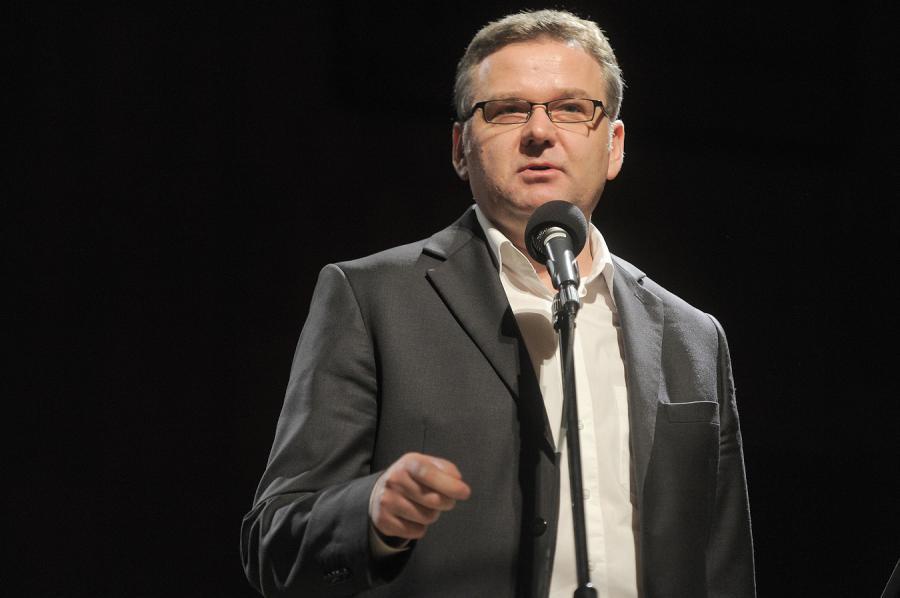 Artur Andrus znów najlepszy w Polsce