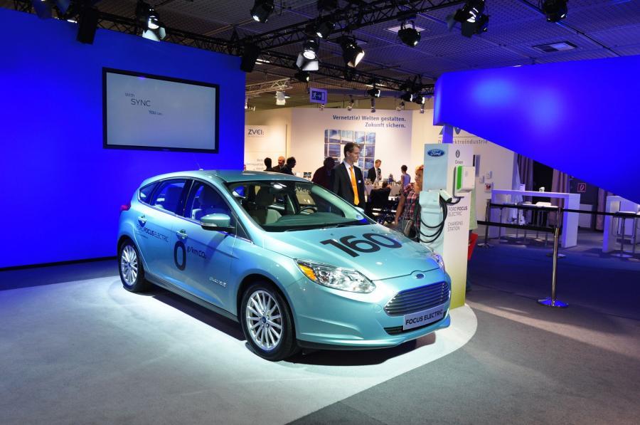 Ford łączy siły z Microsoftem