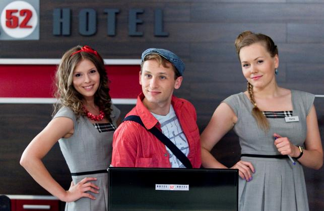 """Nowy sezon """"Hotelu 52"""""""