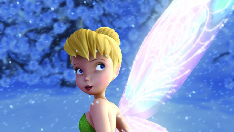 Dzwoneczek o magicznych skrzydłach już w kinach