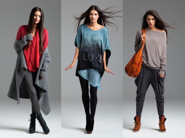Unisono - kolekcja jesień/zima 2012/2013