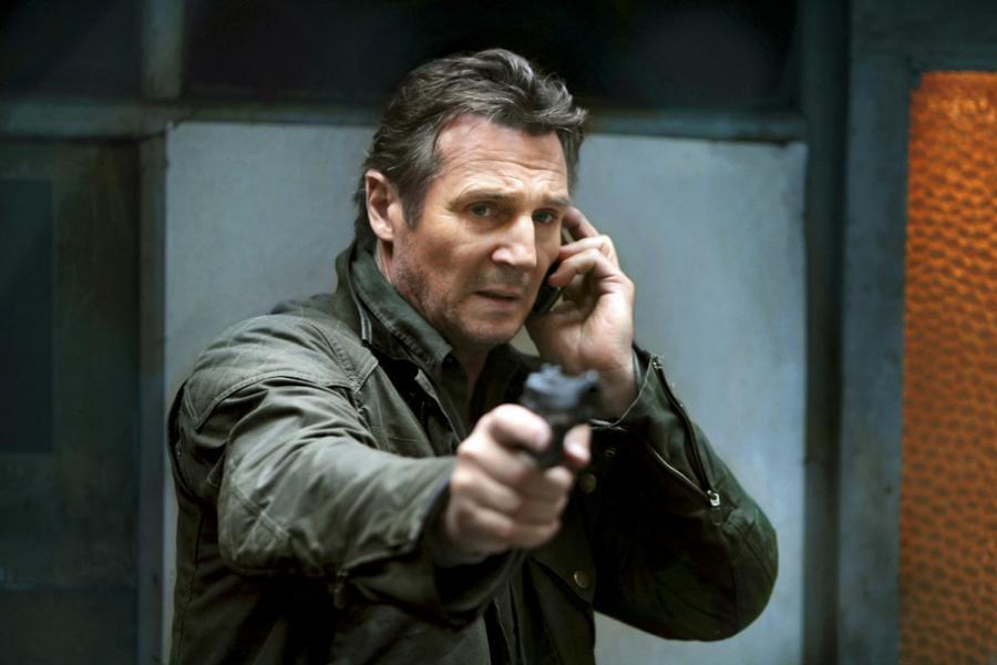 Liam Neeson: To świetna historia, ale sądzę, że to już koniec