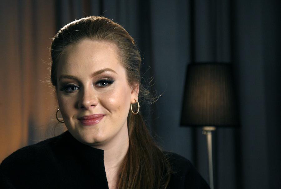 Adele zaśpiewa tytułową piosenkę do nowego Bonda