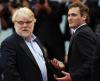 """Philip Seymour Hoffman i Joaquin Phoenix na premierze """"Mistrza"""" w Wenecji"""
