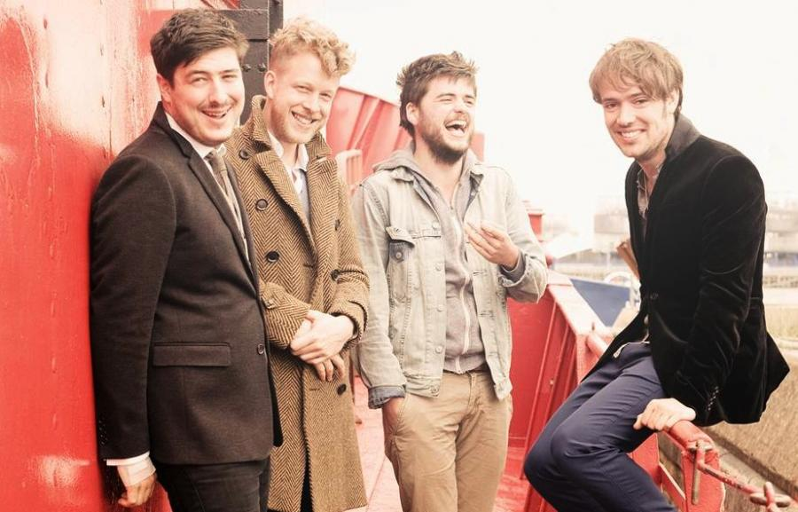 Mumford & Sons headlinerem Open\'era 2015