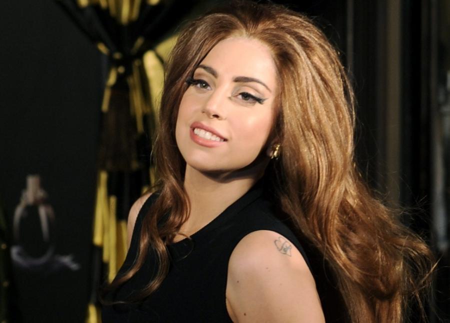 Lady GaGa w londyńskim Harrodsie
