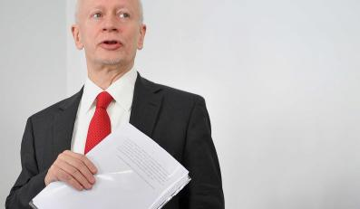 Minister cyfryzacji Michał Boni