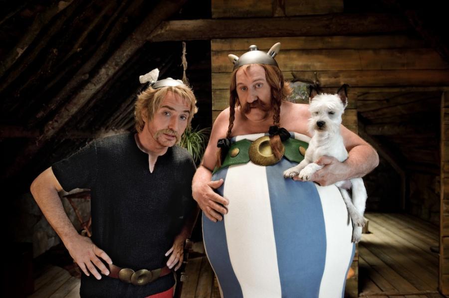 Nowy Asterix i dobrze jużnam znany Obelix